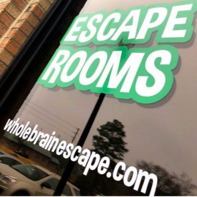 Escape Rooms Near Me Whole Brain Escape in Apex, NC