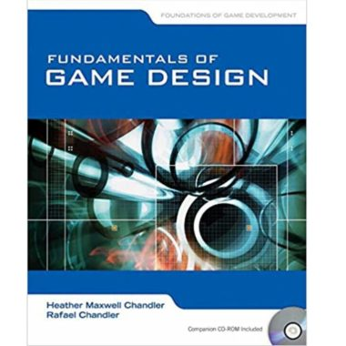 Book cover FUNDAMENTALS OF GAME DEVELOPMENT