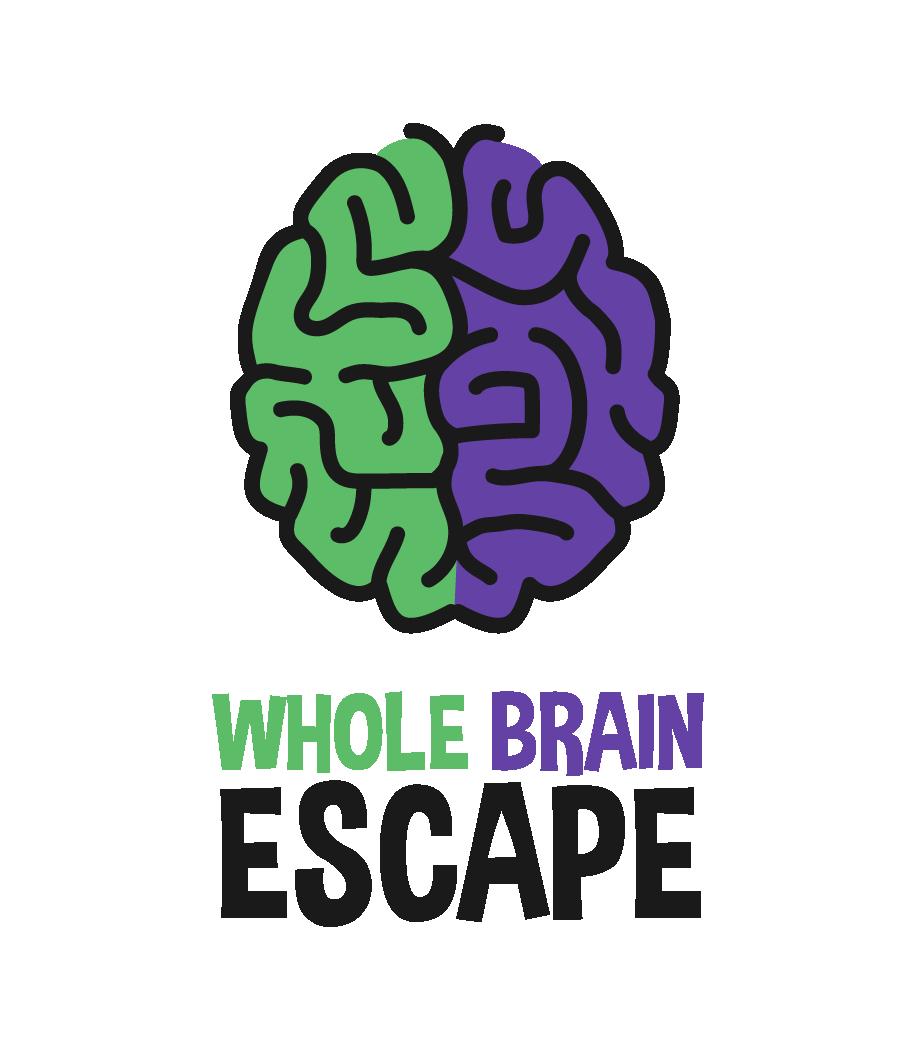 Whole Brain Escape Apex color logo