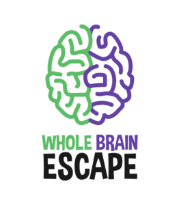 Whole Brain Escape Light Logo
