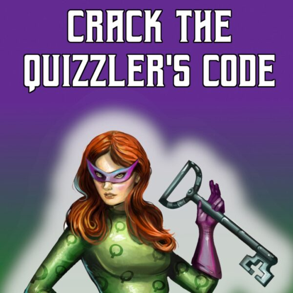 Crack the Quizzler's Code Escape Room Board Game