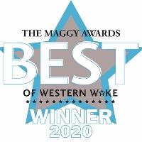 The Maggie Awards  BEST of Western Wake Winner