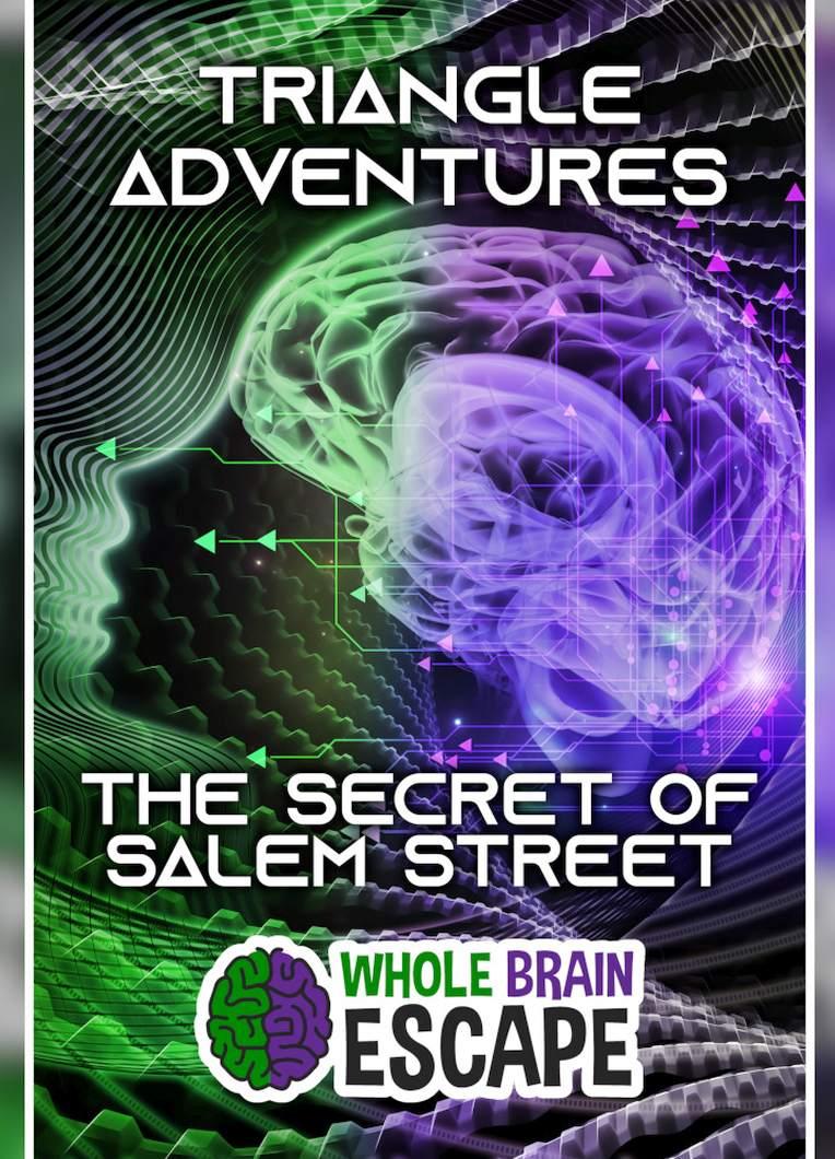 The Secret of Salem Street Board Game
