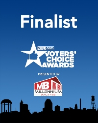 Finalist Voter's Choice Awards