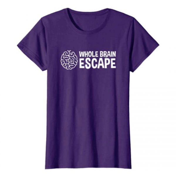 Women's purple wbe tshirt